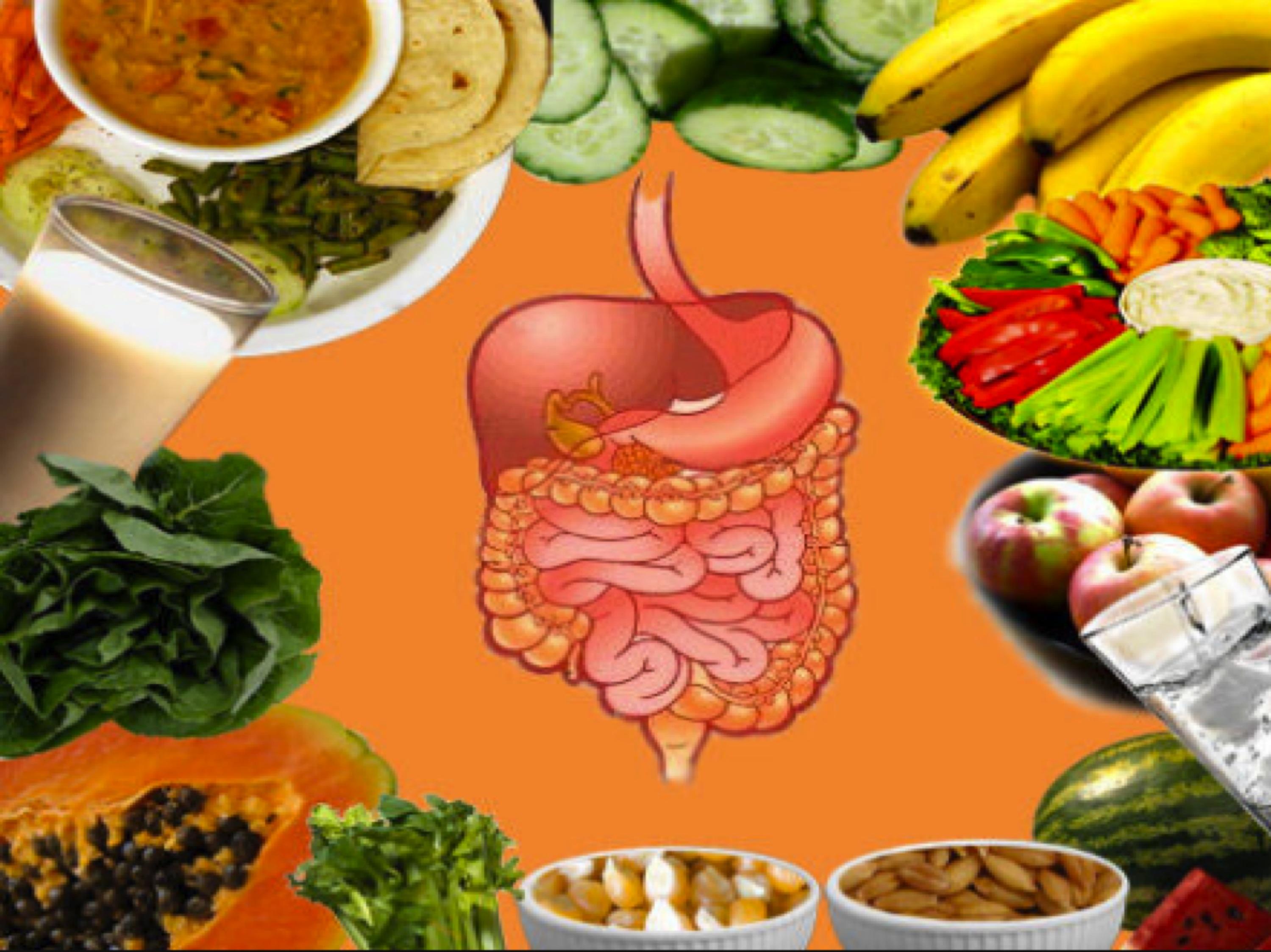 Resultado de imagen para dieta para el colon